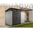 KETER ARTISAN 9X7 Festhető, Műanyag kerti szerszámos ház