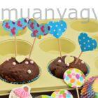 Muffin díszítő szett