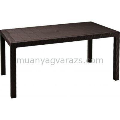 Keter - Melody asztal - műrattan asztal