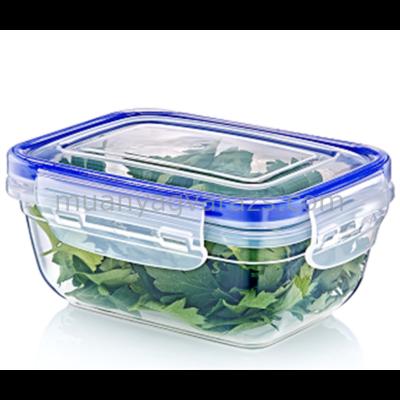 Ételtároló doboz 400 ml - 5 db