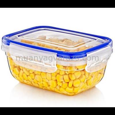 Ételtároló doboz 800 ml 5 db