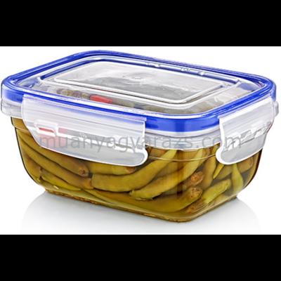 Ételtároló doboz 2300 ml 5 db