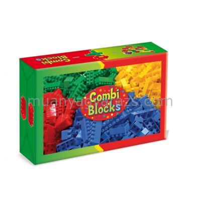 Combi dobozos építőkocka