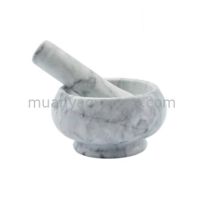 Mozsár-törő márvány
