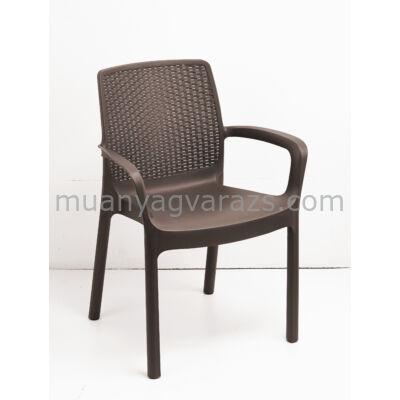 REGINA kerti műanyag kerti szék