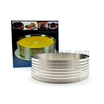 Tortaszeletelő 24-26 cm