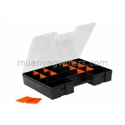 Műanyag Hobby box tároló - Luxor