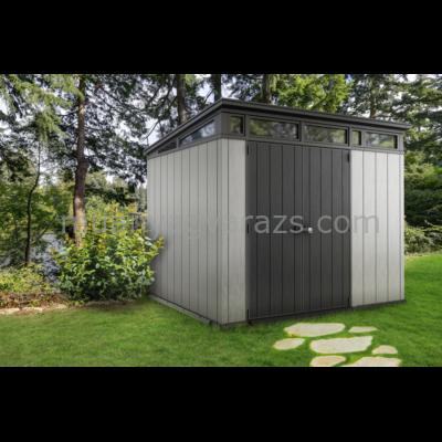 KETER ARTISAN 7X9 Festhető, Műanyag kerti szerszámos ház
