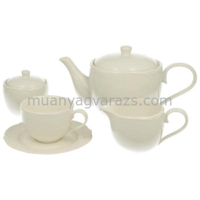D.G.13696 Porcelán kávés szett 15db-os,6 személyes,170ml,Luxury