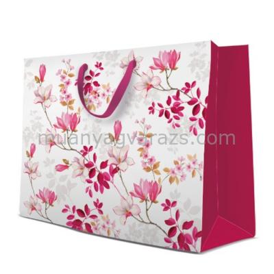 P.W.AGB1007201 Magnolia papír ajándéktáska maxi 54x44x16cm