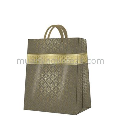 P.W.AGB027205 Premium Gold Fortune papír ajándéktáska large,26,5x33,5x13cm