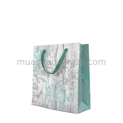 P.W.AGB1000703 Fennel Chic papír ajándéktáska medium premium 20x25x10cm