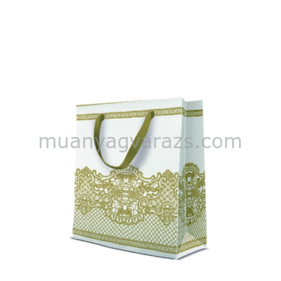 P.W.AGB3001203 Premium Royal Lace papír ajándéktáska medium 20x25x10cm
