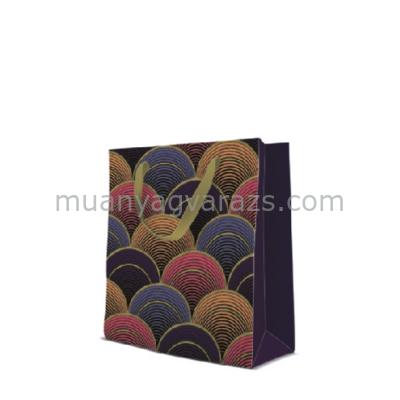 P.W.AGB1005903 Hanks of Wool papír ajándéktáska medium premium 20x25x10cm
