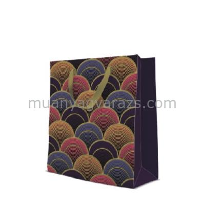 P.W.AGB1005905 Hanks of Wool papír ajándéktáska large premium 26,5,33,5x13cm