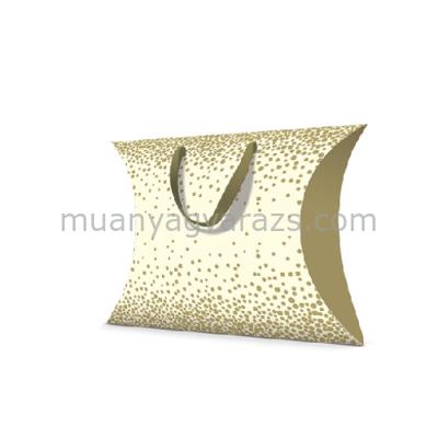 P.W.APB1005729 Crazy Confetti ajándékdoboz medium 31x9x24,5cm