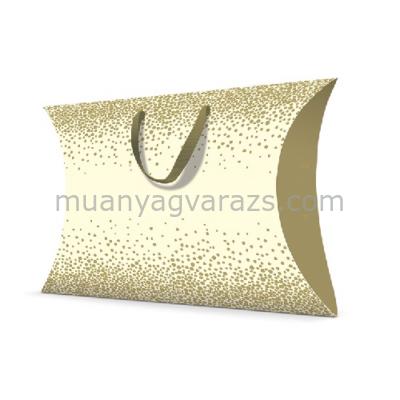 P.W.APB1005731 Crazy Confetti  papír ajándék doboz big45x9x38cm