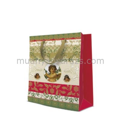 P.W.AGB2005005 Just Christmas papír ajándéktáska large 26,5x33,5x13cm