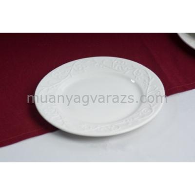 D.G.SOL-TAH001-H Porcelán desszerttányér 20,5cm,Hemingway
