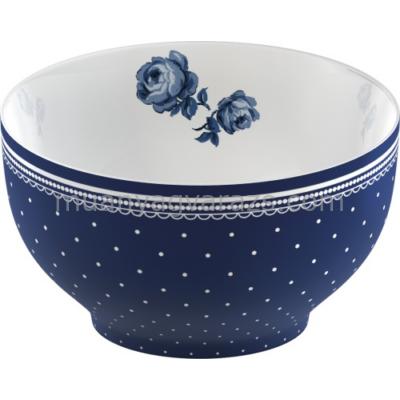C.T.5176096 Porcelán tálka 85x155mm,Spot,Vintage Indigo