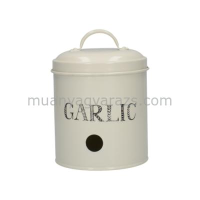 C.T.5225539 Fémdoboz 110x150mm Garlic,Stir it Up