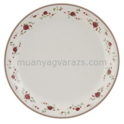 CLEEF.LPRDP Porcelán tányér 20cm, La Petite Rose