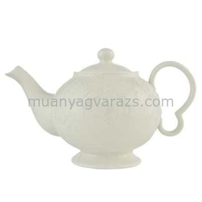 CLEEF.GBTE Porcelán pillangós teáskanna 1,2l