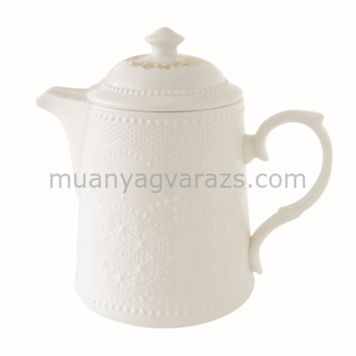 R2S.1274MADE Porcelán teáskanna 900ml, dobozban Maison Chic