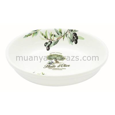 R2S.713PROV Porcelán tálkaszett 4db-os, 10cm, dobozban, Douce Provence