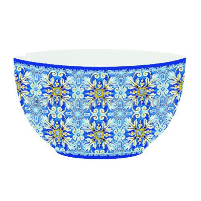 R2S.947MAIB Porcelán tálka 12cm, Maiolica Blue