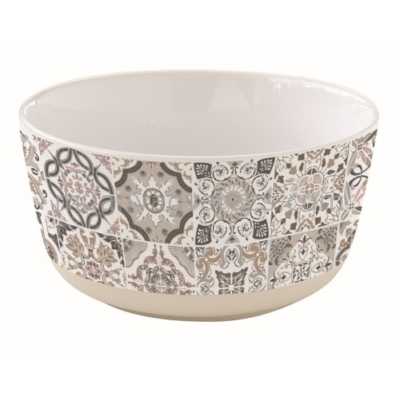 R2S.1661CADG Porcelán tál 20cm,Casa Decor grey