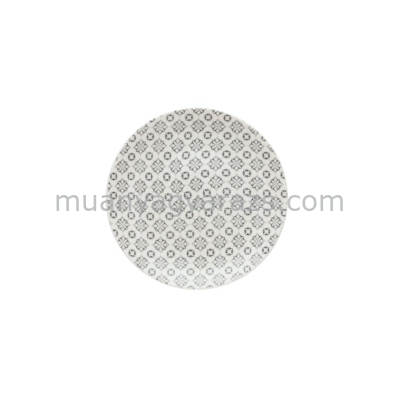 T.P.PP002218439 porcelán desszerttányér 21cm,Prima Enigma,Andrea Fontebasso1760