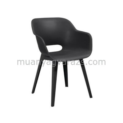 AKOLA Műanyag kerti szék