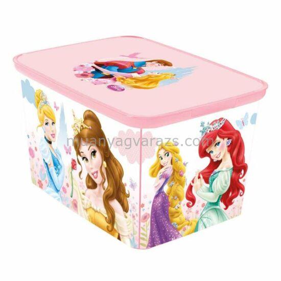 Hercegnők Tároló doboz 22 L