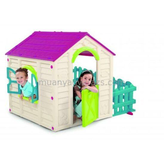 Kerti játszóház