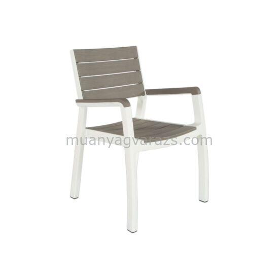Keter - Harmony karfás műanyag kerti szék