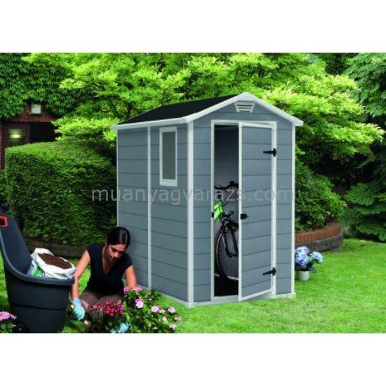 MANOR 4x6 műanyag kültéri ház