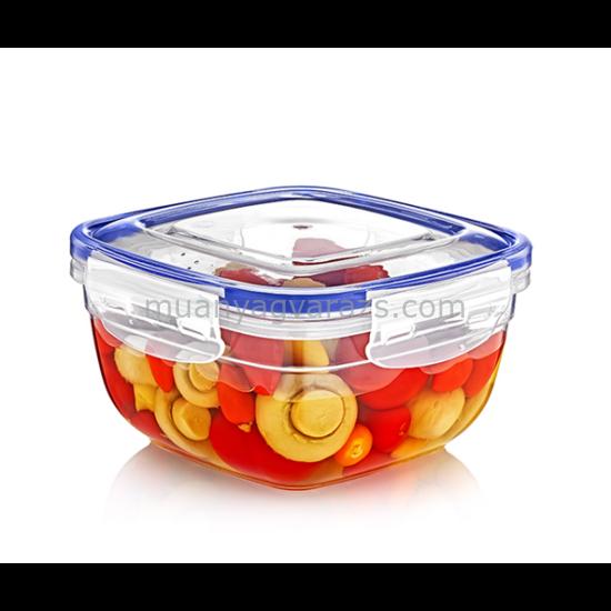 Ételtároló doboz 500 ml - 5 db