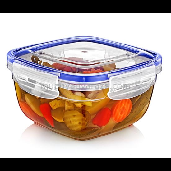 Ételtároló doboz 1500 ml - 5 db