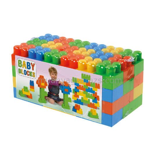 Baby építőkocka 54 db