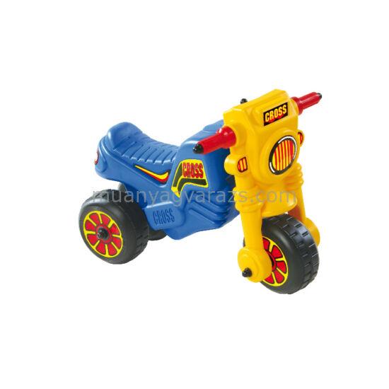 Cross motor kék színű