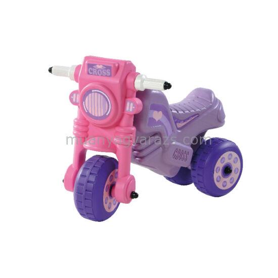 Cross motor lila színű