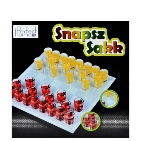 Snapsz sakk játék
