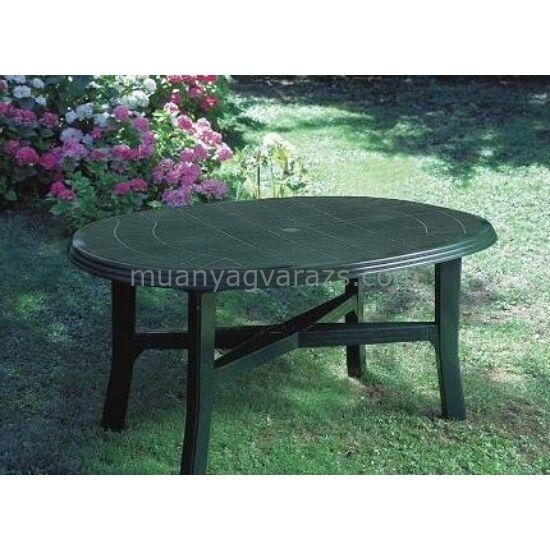 Danubio műanyag kerti asztal