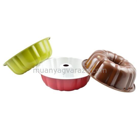 Kerámia bevonatos kuglóf sütőforma