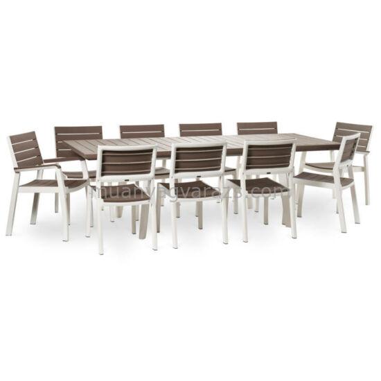 Keter - Harmony EXTENDABLE műanyag kerti asztal