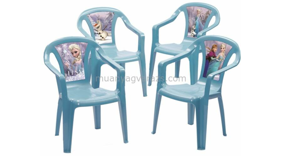 multifunkciós fa barkács gyerek szék