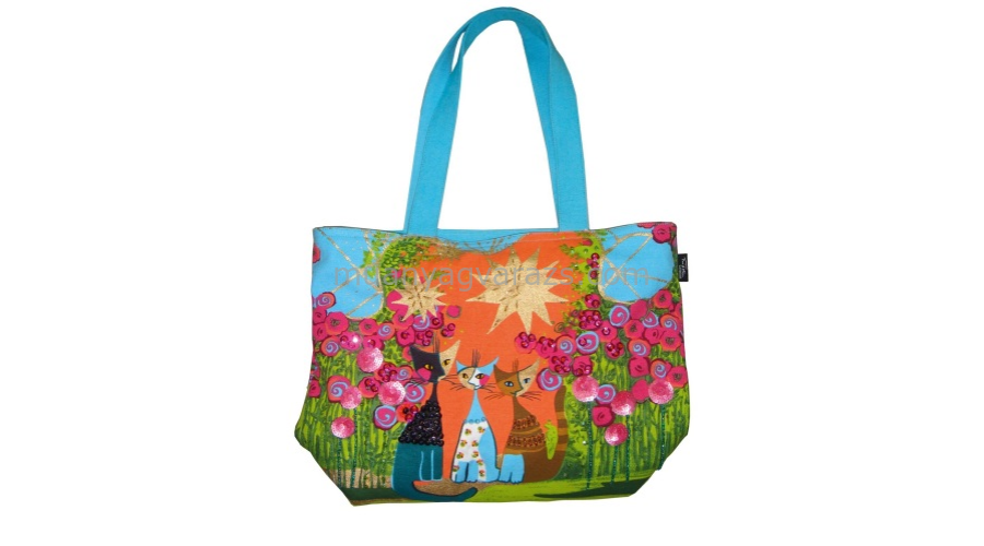 FRI.40380 Textil bevásárló táska 38x27 ad52fee048