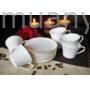 Kép 1/2 - D.G.Y2-6FS220-RODOS Porcelán csésze+alj,6 személyes dobozban,220ml,Rodos