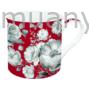 Kép 1/2 - R2S.177TCRG Porcelán bögre 300ml, dobozban, Trend & Colours Red Garden Flowers